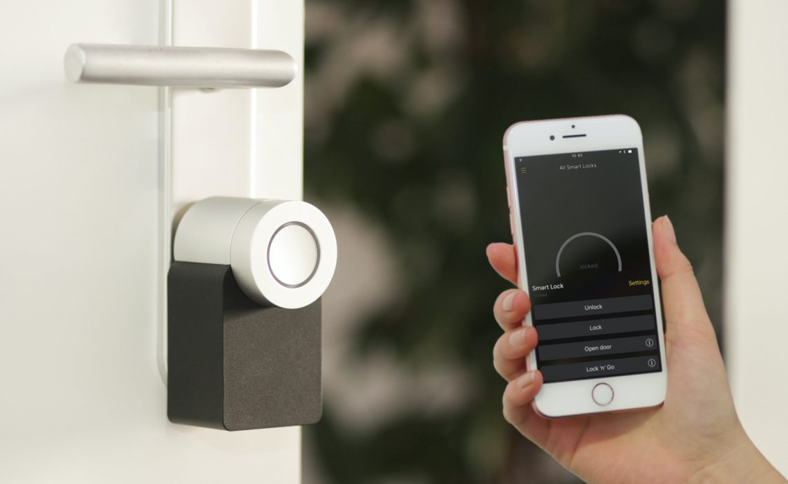 Upgrading Home Security