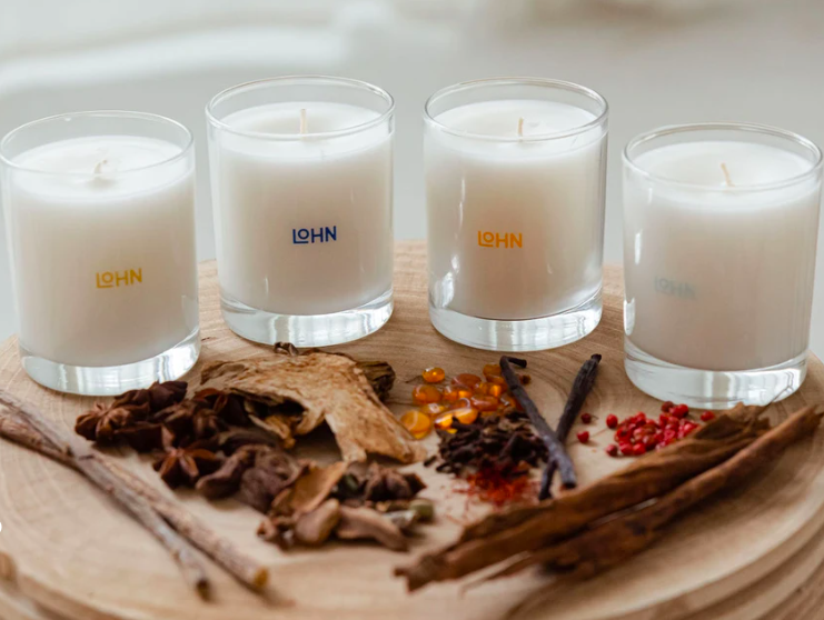 How To Treat Anxiety With Scented Candles?